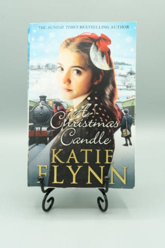 A christmas candle