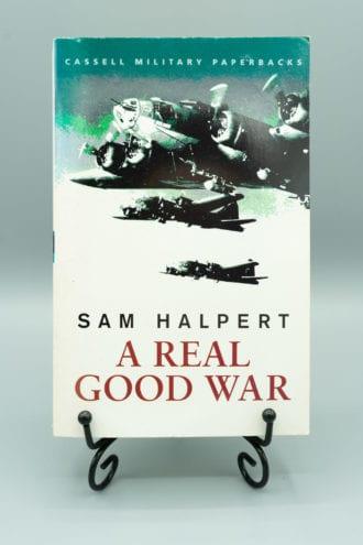 A Real Good War - Sam Halpert