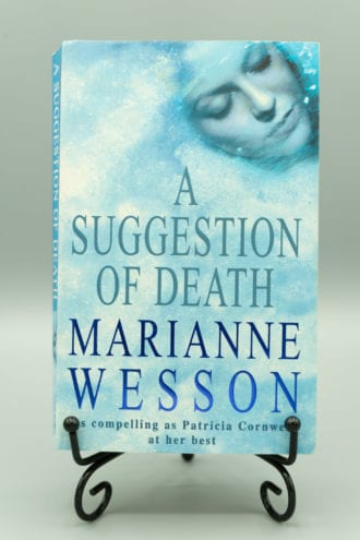 A Suggestion of Death - Marianne Wesson