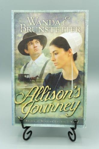 Allison's Journey - Wander E Brunstetter