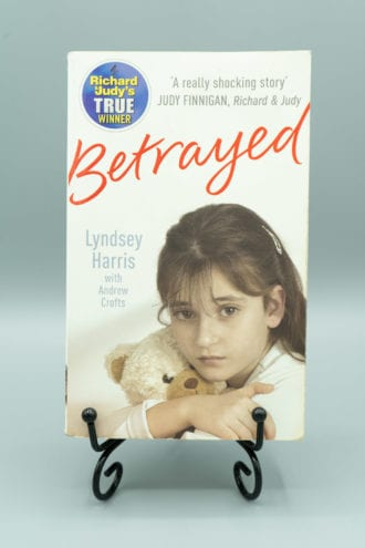 Betrayed - Lyndsey Harris
