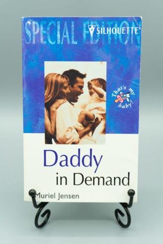 Daddy in Demand - Muriel Jensen
