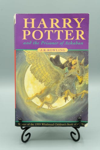 Harry Potter and the Prisoner of Azkaban - J.K.Rowling