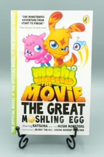 Moshi Monsters The Movie : The Great Moshling Egg