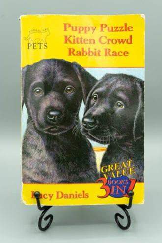 Puppy Puzzle / Kitten Crowd / Rabbit Race - Lucy Daniels