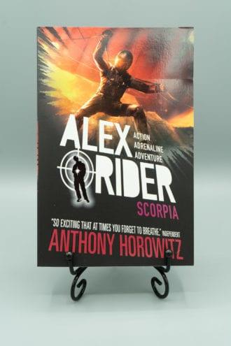 Scorpia (Alex Rider) - Anthony Horrowitz