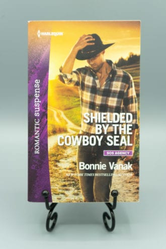 Shielded by the Cowboy Seal - Bonnie Vanak