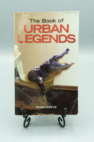 The book of urban legends