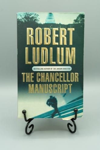 The Chancellor Manuscript - Robert Ludlum