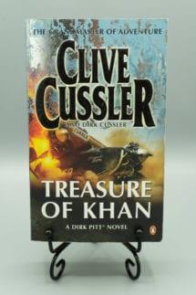 Treasure of Khan - Clive Kussler