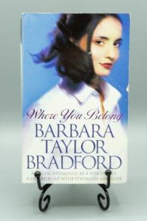 Where You Belong - Barbara Taylor Bradford