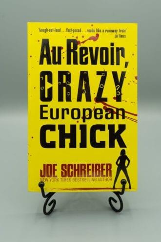 Au revoir crazy european chick