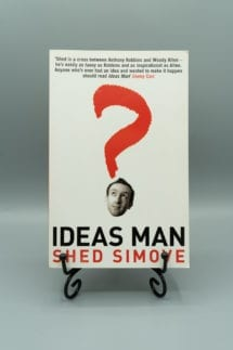 Ideas Man - Shed Simove