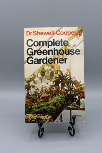 Complete greenhouse gardener