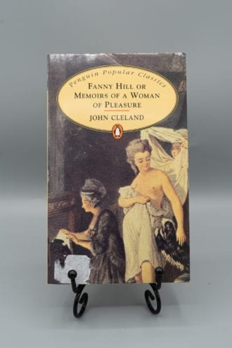 Fanny Hill of memoirs of a woman of pleasure