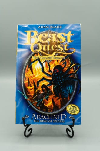 Beast Quest - Arachnid