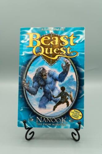 Beast Quest - Nanook