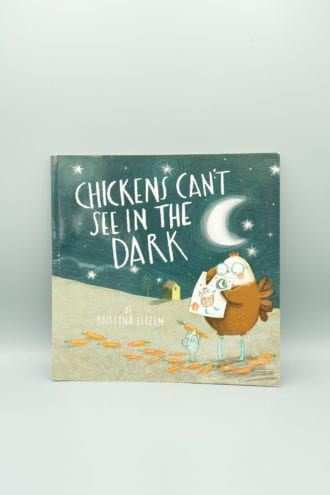 Chickens Can't See in the Dark