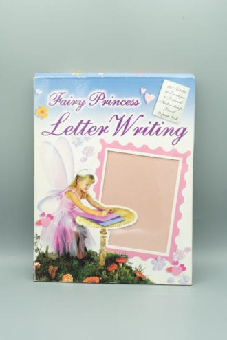 Fairy Princess Letter Writing