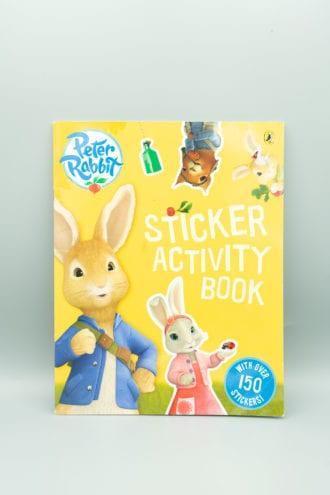 Peter Rabbit - Sticker Activity Book