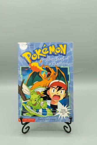 Pokemon - Scyther, Heart of a Champion