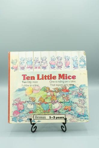 Ten Little Mice
