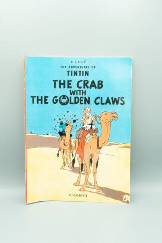 Tintin - The Crab with the Golden Claws