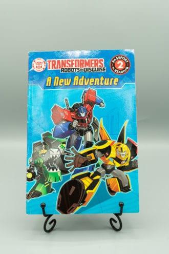 Transformers - A New Adventrue
