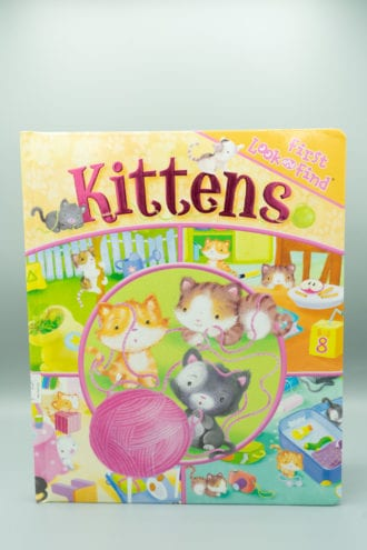Kittens : First Look and Find