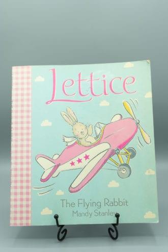 Lettice The Flying Rabbit