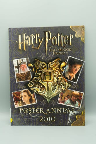 Harry Potter and The Half-Blood Prince Poster Annual 2010