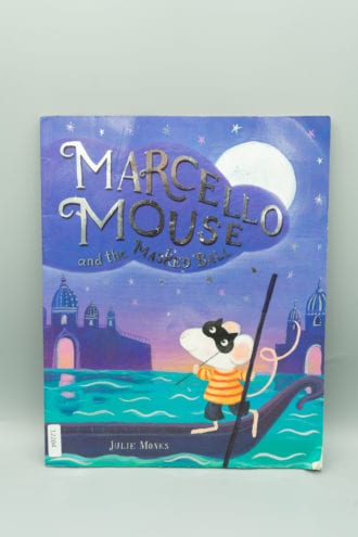 Marcello Mouse and the Masked Ball