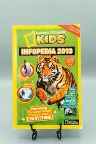 National Geographic Kids Infopedia 2013