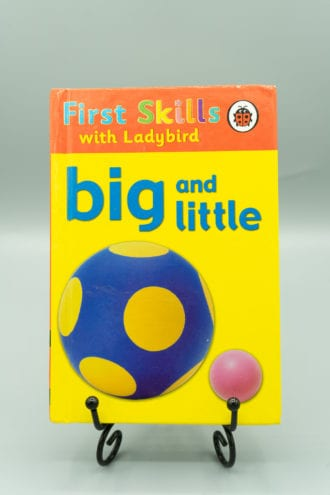 First Skills with Ladybird: Big and Little