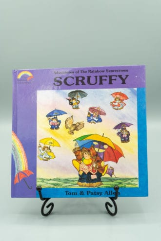 Adventures of the Rainbow Scarecrows: Scruffy