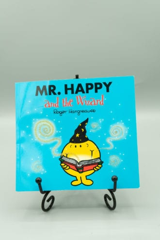 Mr. Men - Mr. Happy and the Wizard
