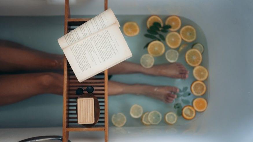 reading self-care